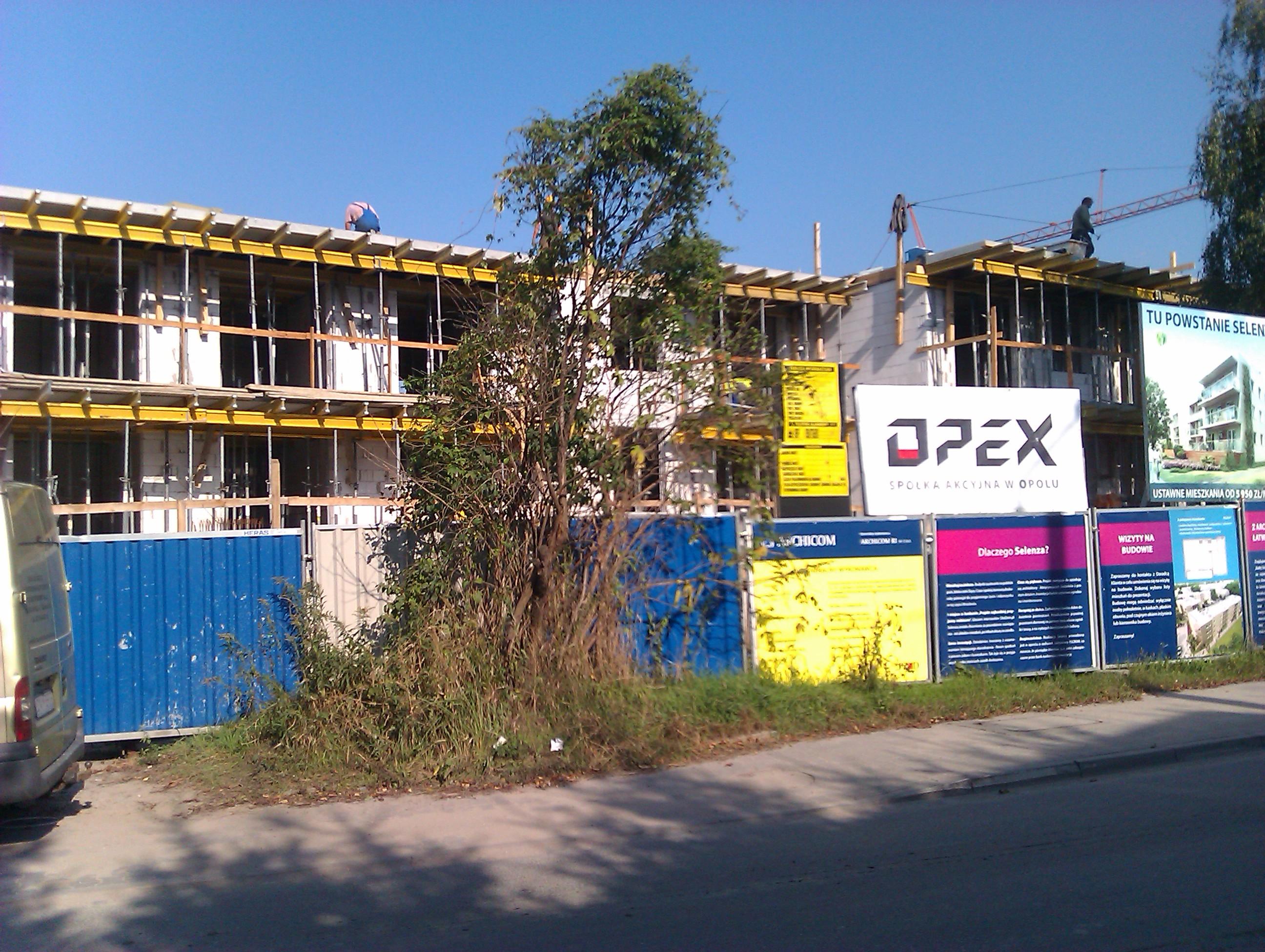 Selenza Archicom – nowe mieszkania na Klecinie
