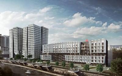 Atal Towers – nowa inwestycja nad Odrą – ul. Sikorskiego